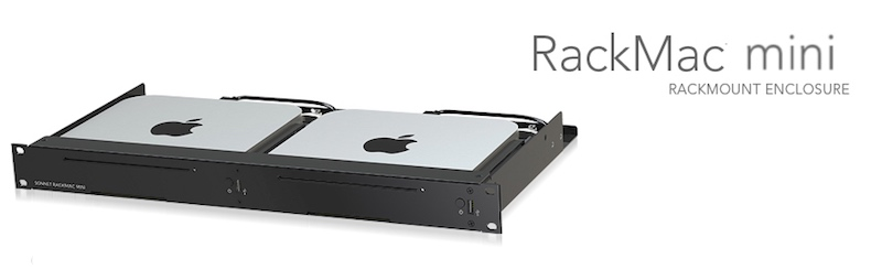 rack Mac mini