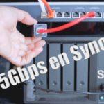Como montar una red multigigabit 5GbE en Synology