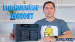 review Lockerstor 8 (AS6508T)