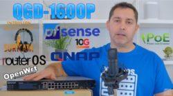 review y funciones Guardian QGD-1600