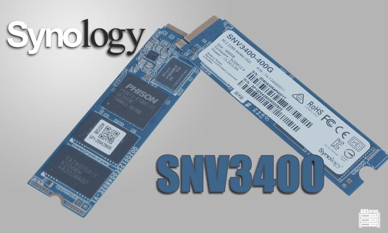 serie snv3000 snv3400 synology