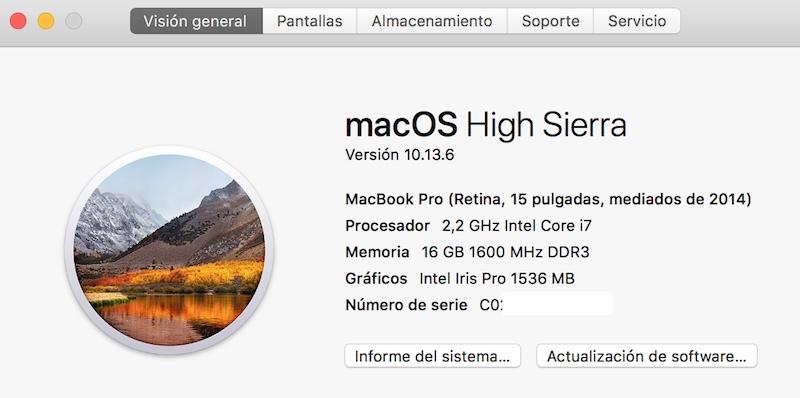speedtest thunderbolt 2 Macbook pro