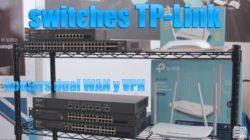 portfolio switches de tp-link