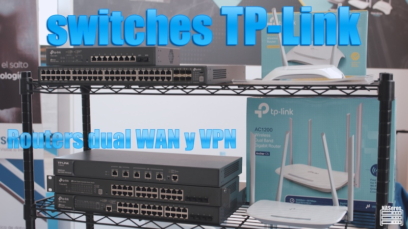 portfolio switches de tp-link