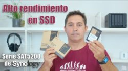 alto rendimiento ssd Synology SAT5200