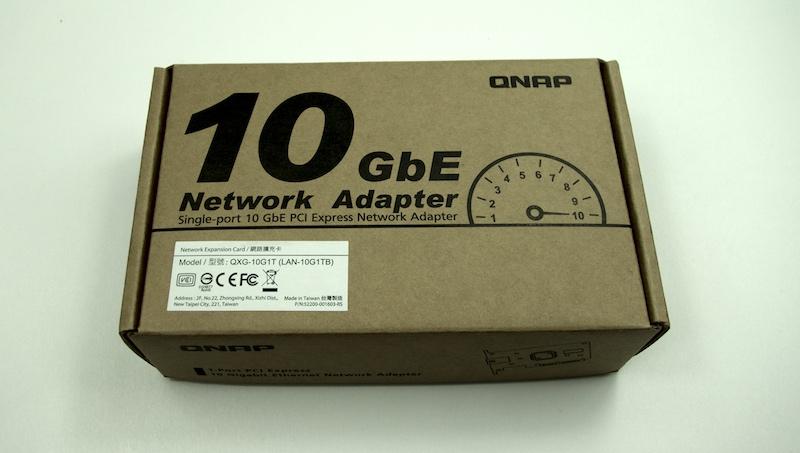 tarjeta 10G de QNAP