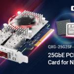 tarjeta de red 25GbE QNAP