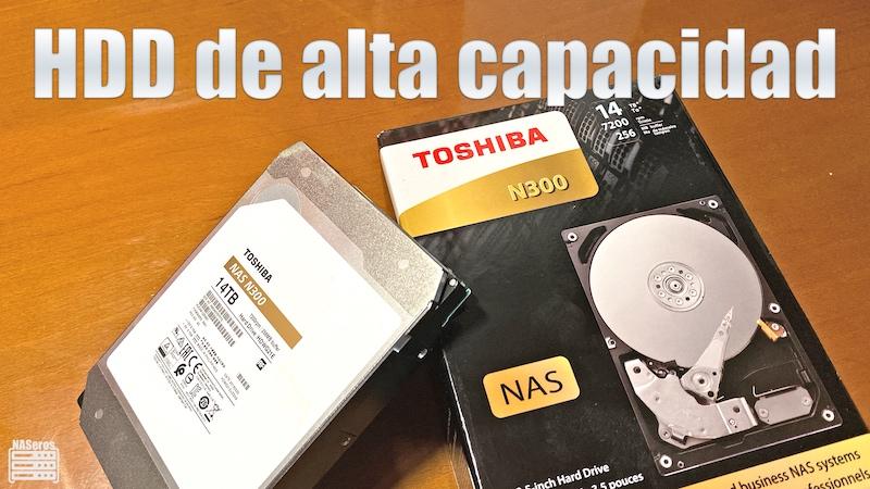 toshiba N300. Discos duros de alta capacidad