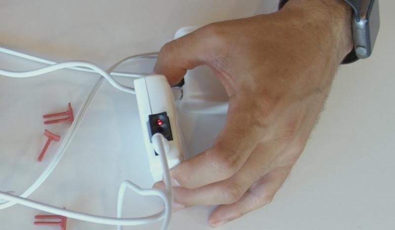 transmisor fibra plástica actelser