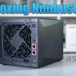 unboxing nimbustor 4 asustor