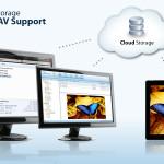 Acceso WebDAV a archivos de NAS Synology